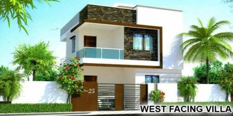 1650 sqft, 3 bhk Villa in Srinidhi Oakland Bachupally, Hyderabad at Rs. 75.0000 Lacs