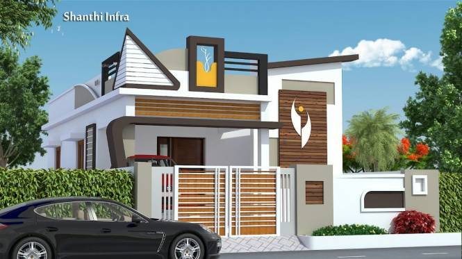 750 sqft, 2 bhk Villa in Builder Shri Vinayaga Garden Pannimadai, Coimbatore at Rs. 33.3333 Lacs