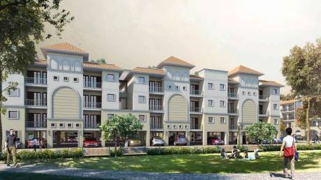 620 sqft, 1 bhk Apartment in SBP City Of Dreams Sector 116 Mohali, Mohali at Rs. 17.9000 Lacs