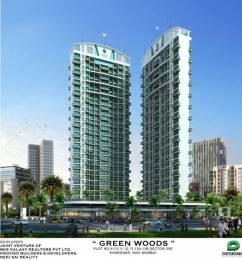 1290 sqft, 2 bhk Apartment in Proviso Greenwoods Kharghar, Mumbai at Rs. 96.7500 Lacs