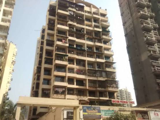 1105 sqft, 2 bhk Apartment in Builder gajra bhoomi tower Kharghar, Mumbai at Rs. 23000
