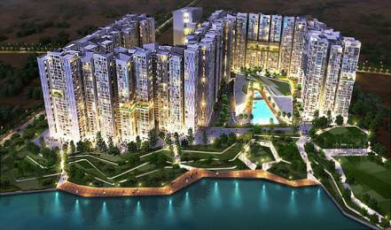 1402 sqft, 2 bhk Apartment in Aliens Space Station Township Tellapur, Hyderabad at Rs. 58.0000 Lacs