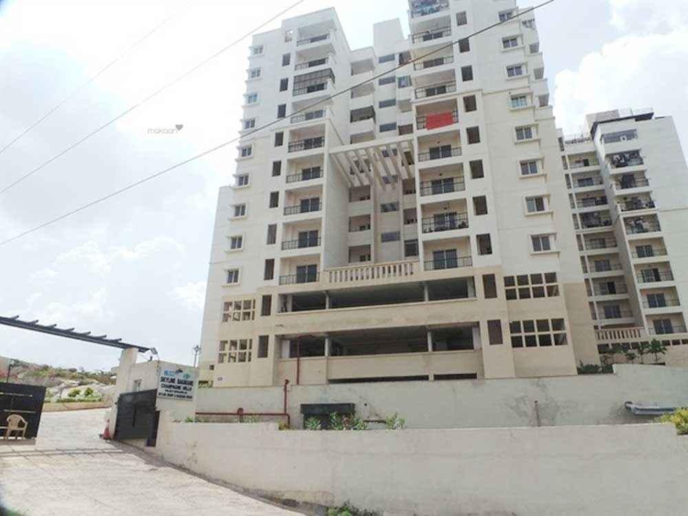 sqft 3 bhk apartment in skyline group mumbai bagmane champagne hills gottigere bangalore