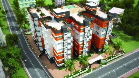 850 sqft, 2 bhk Apartment in Sapnil Sapnil Residency Ushagram, Asansol at Rs. 20.0000 Lacs