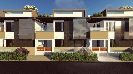 1600 sqft, 3 bhk Villa in Builder vasu layout Ramakrishnanagar, Mysore at Rs. 89.0000 Lacs