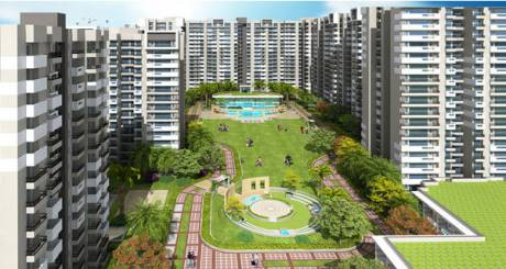 1035 sqft, 2 bhk Apartment in Exotica Dreamville Sector 16C Noida Extension, Greater Noida at Rs. 40.0000 Lacs