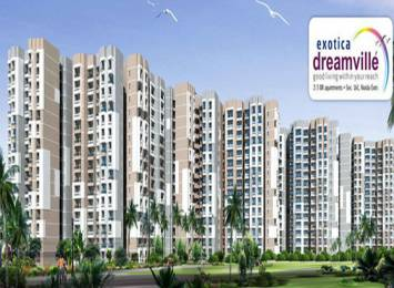 1035 sqft, 2 bhk Apartment in Exotica Dreamville Sector 16C Noida Extension, Greater Noida at Rs. 41.4000 Lacs