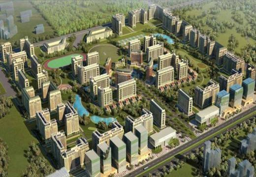 1150 sqft, 2 bhk Apartment in Gardenia Golf City Sector 75, Noida at Rs. 51.7500 Lacs
