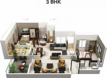 1299 sqft, 3 bhk Apartment in Venkatesh Graffiti Mundhwa, Pune at Rs. 22000