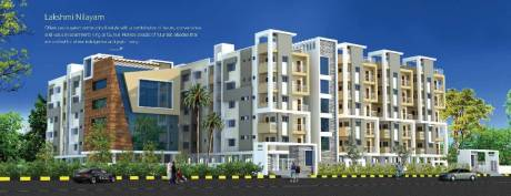1430 sqft, 2 bhk Apartment in Parkville Lakshmi Nilayam Syamala Nagar, Guntur at Rs. 48.0000 Lacs