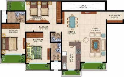 1625 sqft, 3 bhk Apartment in Dheeraj Serenity Santacruz West, Mumbai at Rs. 1.6000 Lacs