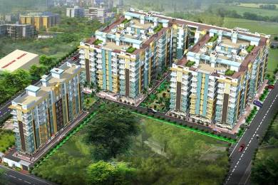 1050 sqft, 2 bhk Apartment in Aastik Group Sai Vrindavan City Danapur, Patna at Rs. 35.0000 Lacs
