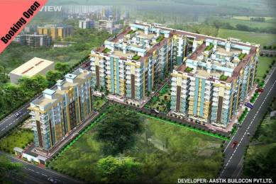 1125 sqft, 2 bhk Apartment in Aastik Group Sai Vrindavan City Danapur, Patna at Rs. 40.0000 Lacs