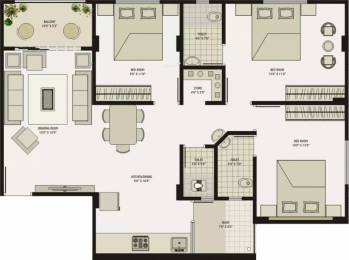 1700 sqft, 3 bhk Apartment in Sangani Signer Residency Motera, Ahmedabad at Rs. 55.0000 Lacs