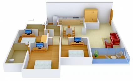 1998 sqft, 3 bhk Apartment in SS Sai Simran Residency Chandkheda, Ahmedabad at Rs. 71.0000 Lacs