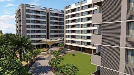 2448 sqft, 3 bhk Apartment in Sangath IPL Pearl Motera, Ahmedabad at Rs. 96.0000 Lacs