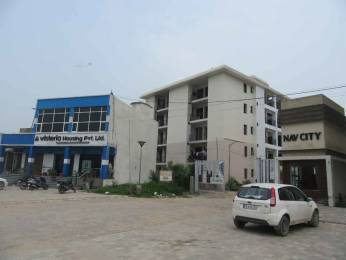 1610 sqft, 3 bhk Apartment in Wisteria Nav City Sector 123 Mohali, Mohali at Rs. 40.9027 Lacs