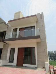 700 sqft, 3 bhk IndependentHouse in Wisteria Nav City Sector 123 Mohali, Mohali at Rs. 38.0003 Lacs