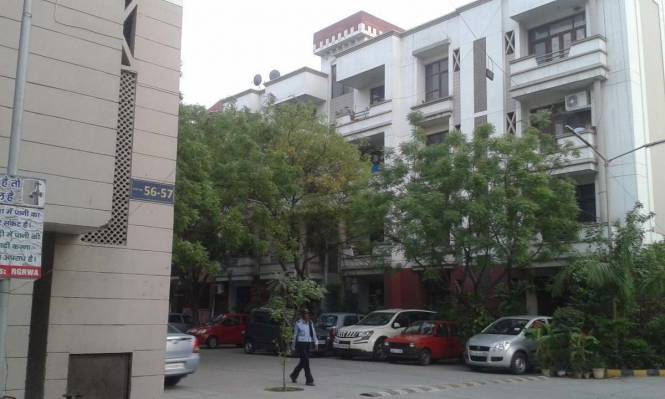 1600 sqft, 3 bhk Apartment in RamprasthaNXT Projects Ramprastha Pearl Square Vaishali, Ghaziabad at Rs. 19000