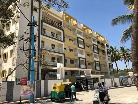 1255 sqft, 2 bhk Apartment in Griha Grand Gandharva Rajarajeshwari Nagar, Bangalore at Rs. 41.0000 Lacs