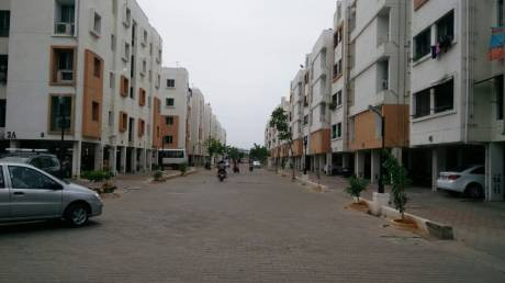 1115 sqft, 2 bhk Apartment in DABC Mithilam Mogappair, Chennai at Rs. 15000