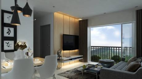 639 sqft, 1 bhk Apartment in Cosmos Orchid Thane West, Mumbai at Rs. 63.0000 Lacs