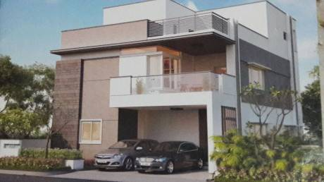 2377 sqft, 3 bhk Villa in Builder Project Mallampet, Hyderabad at Rs. 1.0458 Cr