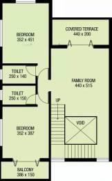2475 sqft, 3 bhk Villa in R Square Villa De Sol Assagao, Goa at Rs. 1.3900 Cr