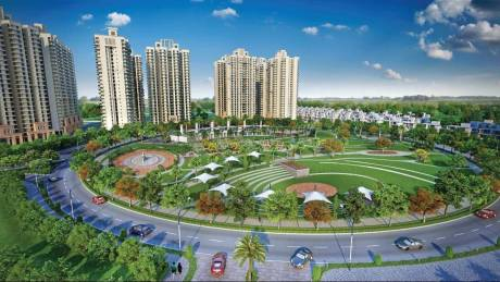 1075 sqft, 2 bhk Apartment in Gaursons India Ltd. Gaur Yamuna City Plots Sector 4, Greater Noida at Rs. 27.5000 Lacs
