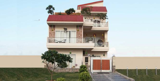 2338 sqft, 4 bhk Villa in Gaursons Gaur Yamuna City Sector 19 Yamuna Expressway, Noida at Rs. 75.3001 Lacs