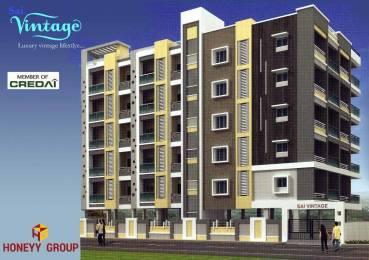1000 sqft, 2 bhk Apartment in Builder Sai vintage Sagar Nagar, Visakhapatnam at Rs. 34.0000 Lacs