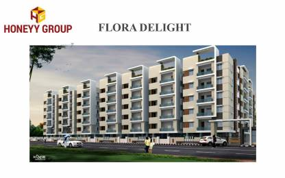 1650 sqft, 3 bhk Apartment in Builder flora delight Madhurawada, Visakhapatnam at Rs. 56.0000 Lacs