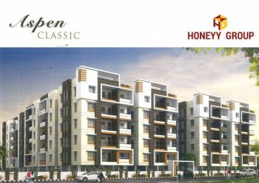 1520 sqft, 3 bhk Apartment in Builder Aspen classic Gajuwaka, Visakhapatnam at Rs. 38.0000 Lacs