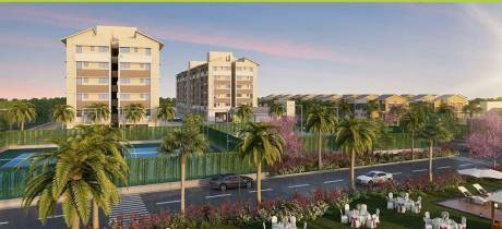 514 sqft, 1 bhk Apartment in Gera Geras River of Joy kadamba plateau, Goa at Rs. 42.6448 Lacs