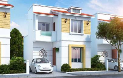 750 sqft, 1 bhk Villa in Builder blue county Koovathur, Chennai at Rs. 15.9000 Lacs
