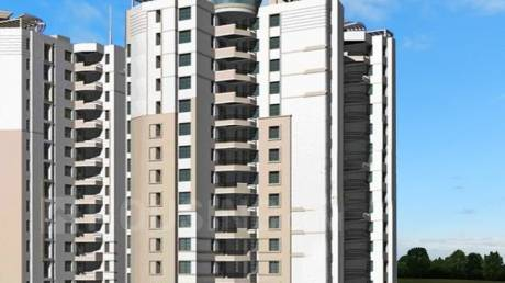 1060 sqft, 2 bhk Apartment in Gaursons Heights Sector 4 Vaishali, Ghaziabad at Rs. 70.5000 Lacs