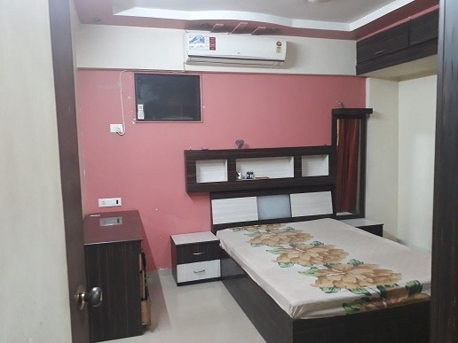 1100 sqft, 2 bhk Apartment in Builder Project Koperkhairane, Mumbai at Rs. 35000