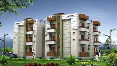 900 sqft, 2 bhk Apartment in Builder Project Gajiwali, Haridwar at Rs. 32.4000 Lacs