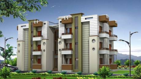 600 sqft, 1 bhk Apartment in Builder Project Gajiwali, Haridwar at Rs. 21.6000 Lacs
