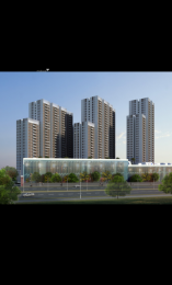 1366 sqft, 2 bhk Apartment in Incor One City Kukatpally, Hyderabad at Rs. 77.0000 Lacs
