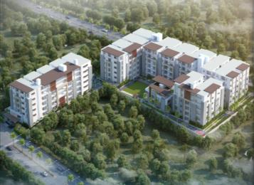 1294 sqft, 2 bhk Apartment in Aryamitra Flora Manikonda, Hyderabad at Rs. 50.0000 Lacs
