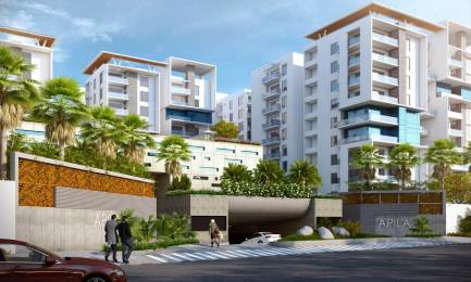 1395 sqft, 2 bhk Apartment in EIPL Apila Gandipet, Hyderabad at Rs. 62.0000 Lacs