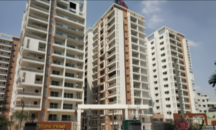 2865 sqft, 4 bhk Apartment in DSR Fortune Prime Madhapur, Hyderabad at Rs. 2.0000 Cr