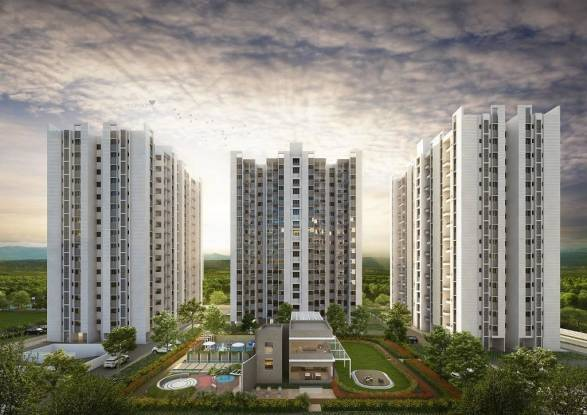 948 sqft, 2 bhk Apartment in VTP Purvanchal Wagholi, Pune at Rs. 35.0000 Lacs
