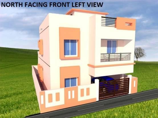 1750 sqft, 3 bhk Villa in Builder pRISTINE AWAS Phulnakhara, Bhubaneswar at Rs. 50.0000 Lacs