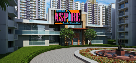 890 sqft, 2 bhk Apartment in Nirala Aspire Sector 16 Noida Extension, Greater Noida at Rs. 30.0000 Lacs