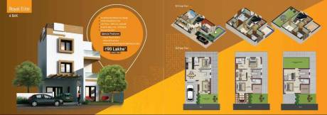 1350 sqft, 2 bhk IndependentHouse in Builder Project Semmancheri, Chennai at Rs. 66.0000 Lacs