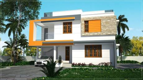 3000 sqft, 3 bhk IndependentHouse in Builder Project Ambalamukku, Trivandrum at Rs. 1.5000 Cr