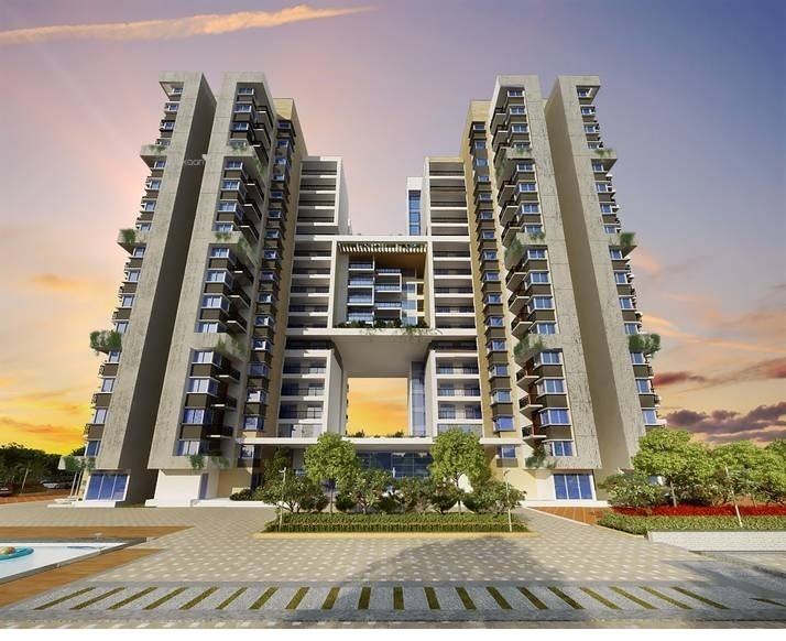 High Quality 1701 Sqft, 3 Bhk Apartment In Hoysala Hoysala Ace Sahakar Nagar, Bangalore  At Rs