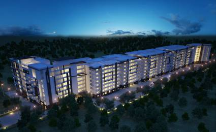 1289 sqft, 2 bhk Apartment in Hoysala Habitat Yelahanka, Bangalore at Rs. 59.0000 Lacs